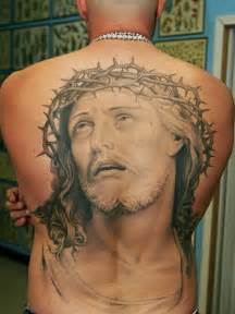 tribal jesus tattoo tatto69