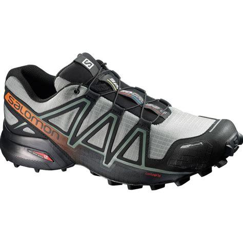 athletic shoe source salomon speedcross 4 cs trail running shoe s