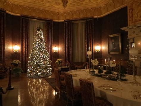 Biltmore Dining Room The Asheville Carolina Area Is For The Holidays Southeast Discovery
