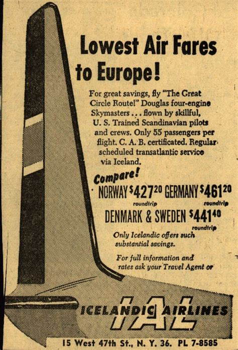 vintage transportation ads of the 1950s page 122