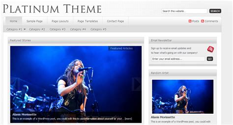 themes slideshow wordpress slideshow wordpress templates best premium wordpress