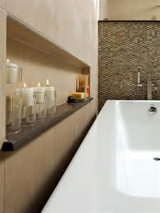 Hand Held Shower For Bathtub Faucet Contemporary Bathtub Surrounded By Onyx And Marble Hgtv