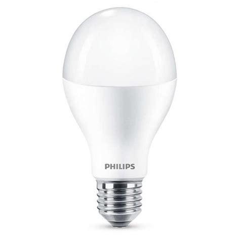 Led Philips 18 Watt philips led e27 18 5 watt 2700 kelvin 2000 lumen 929001313201 le fr