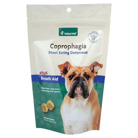 Soft Stool Dogs by Coprophagia Stool Deterrent Soft Chews Creature