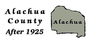 Alachua County Clerk Of Court Records 1830 Census Map Alachua County
