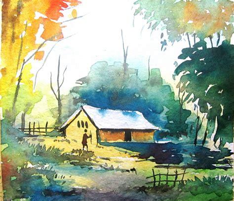 watercolor drawing tutorial pdf gallery landscape painting tutorial pdf drawings art