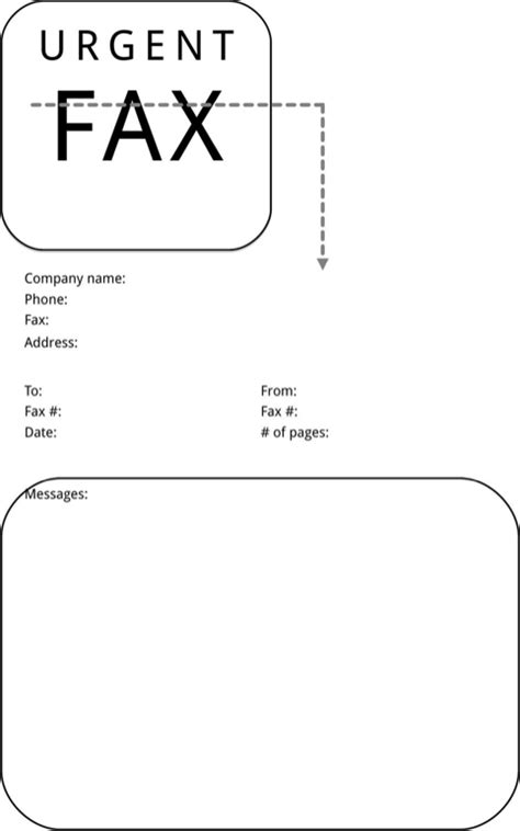 urgent fax cover sheet urgent fax cover sheet for free formtemplate