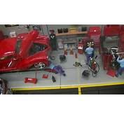 Snap On Garage Diorama Updates 118 Diecast Cars Gas