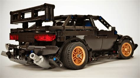 subaru lego lego technic subaru impreza wrx the lego car