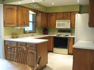 kitchen kitchen design idea with u shaped distressed