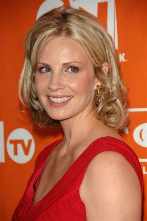 monica potter house monica potter at the last house on the left los angeles premiere short hairstyle 2013