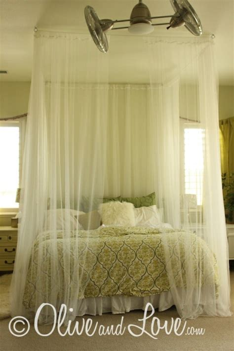 diy bedroom canopy diy canopy for master bed home decor diy canopy and canopy