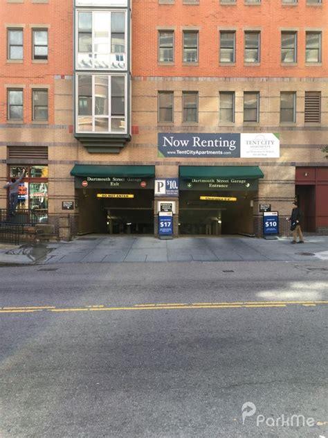 Parking Garages In Boston by Dartmouth Garage Parking In Boston Parkme