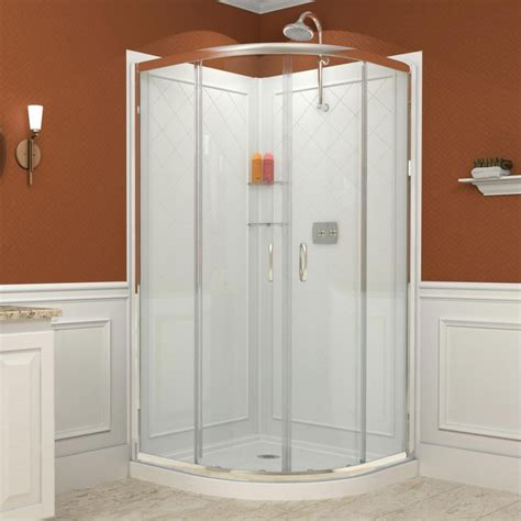 stall shower menards shower stalls one acrylic stalls tub to conversions lilyass