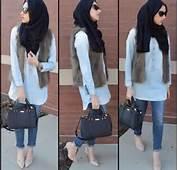 Comment Harmoniser Le Jacket Jeans Avec Votre Tenue Hijab