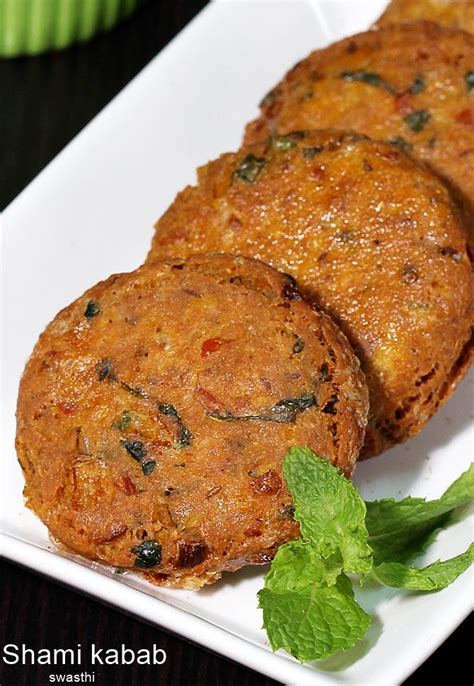kebab recipe chicken shami kabab recipe how to make chicken