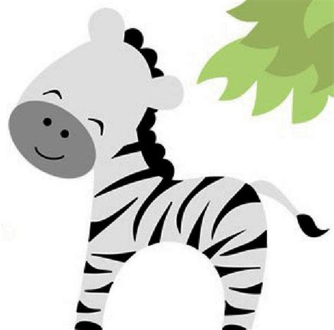 Dibujos Infantiles Cebra | 17 best images about cebras on pinterest animales paper