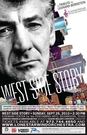 in the wind a story of a lone voyage books west side story lone wind orchestra
