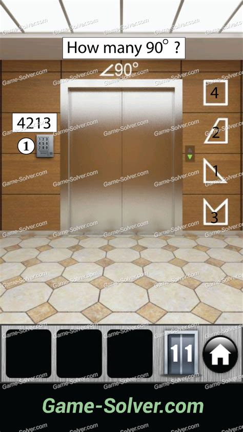 100 floors 2013 level 96 for doors level 10 100 doors 2013 level 11 solver