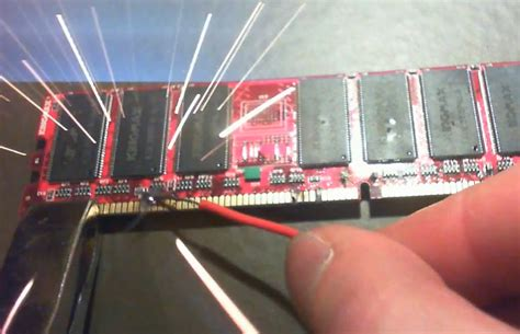 oc ram ram memory ddr2 overclocking failure