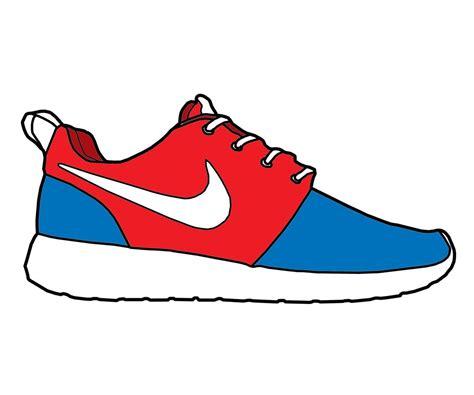 running shoe drawing nike roshe run pre montreal by mattisamazingps on deviantart