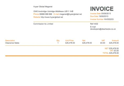 payment invoice template free printable invoice