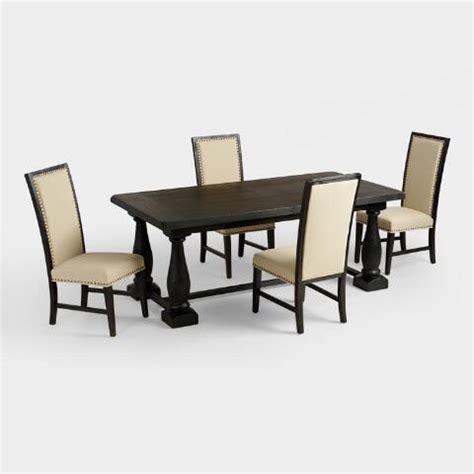 rectangular black greyson extension table world market