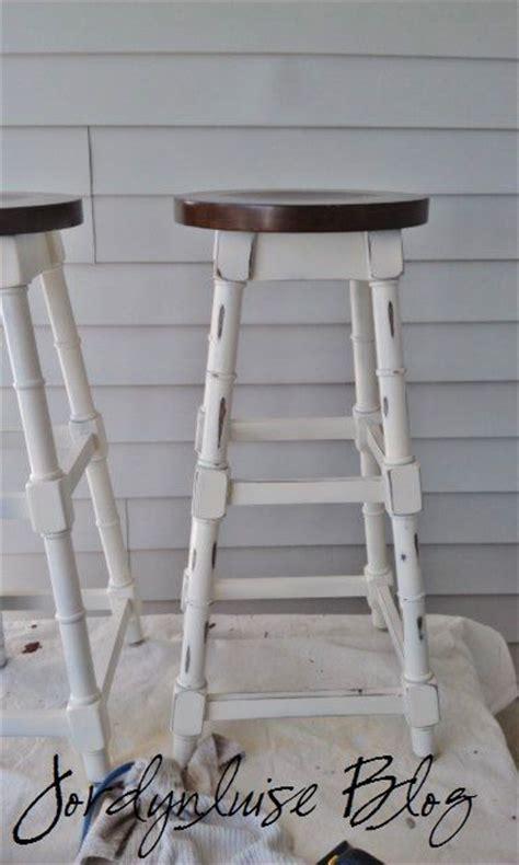 jl designs shabby chic bar stools crafty stuff pinterest