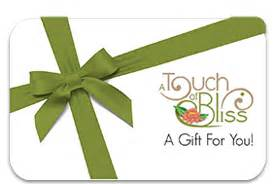 Bliss Spa Gift Card Balance - holistic care west hartford ct a touch of bliss organic spa