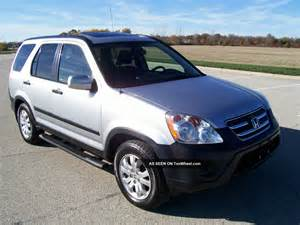 Honda Crv 4wd 2006 Honda Cr V Ex 4wd Loaded Ex Awd Crv Make Offer
