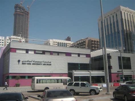 Mba In Nyu Abu Dhabi by Nyu For Abu Dhabi Laborers Architessica