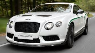 How Bentleys Are Made 2016 Bentley Continental Gt3 R In All The Right