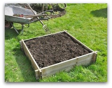 how to build a raised bed garden frame raised bed vegetable garden layout ideas
