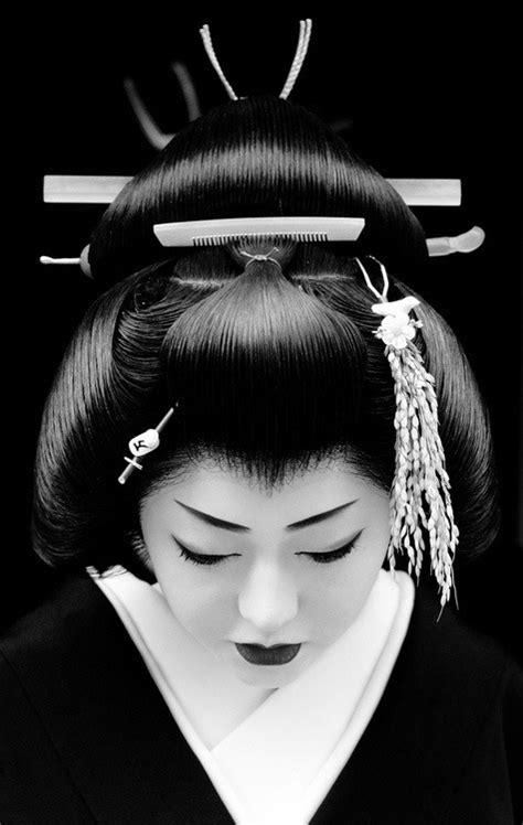 black geisha | Tumblr