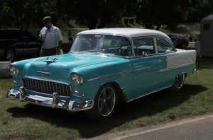55 chevy bel air photograph