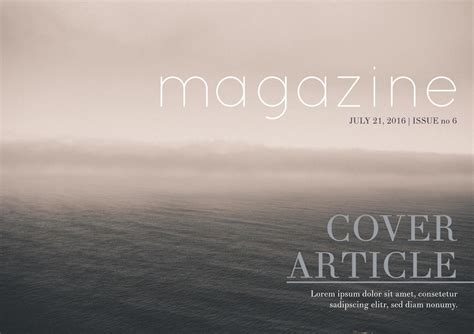 25 images of magazine cover template free printable lastplant com