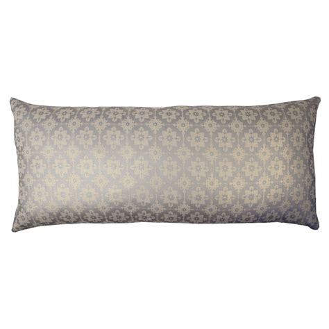 Small Pillows by Kevin O Brien Studio Small Moroccan Metallic Linen