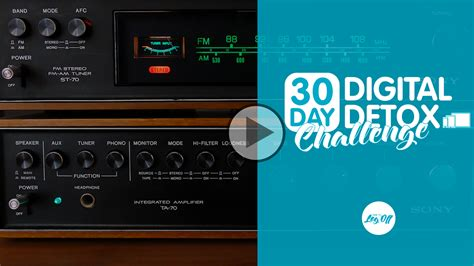 30 Day Digital Detox by 30 Day Digital Detox Challenge Archives Time To Log