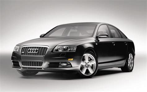 2006 A6 Audi by 2006 Audi A6 Sedan Review Top Speed