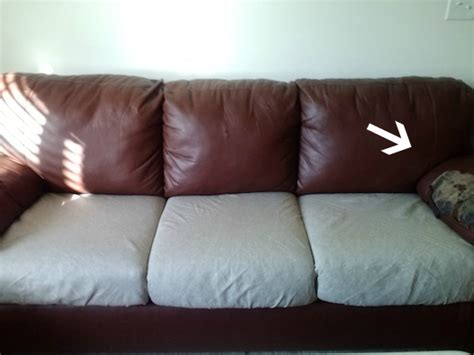 no sew cushion covers sofa the good life blog no sew couch recovery
