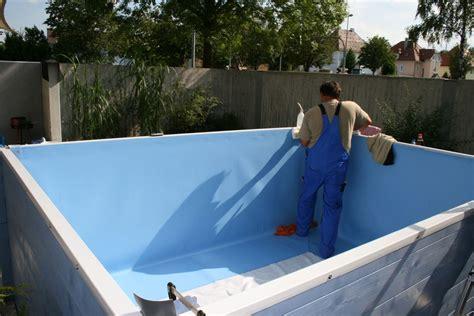 komplett pool mit überdachung pool selber bauen holzpool komplett selbst bauen