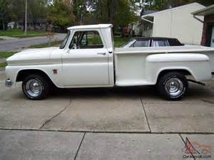 1964 chevy c 10 step side bed