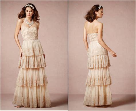 hochzeitskleid romantisch romantic wedding dresses rustic wedding chic