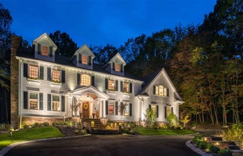 center for home design franklin nj 2 3 million colonial home in franklin lakes nj homes