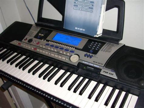 Keyboard Yamaha Psr S550 Bekas yamaha psr 550 image 10999 audiofanzine