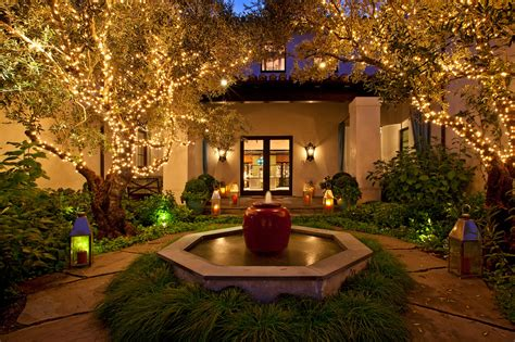 home courtyard brentwood home by interior designer michael smith home bunch interior design ideas