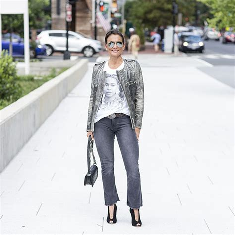 edgy 40 year old fashions effortless edgy chic a style interview with sylvia