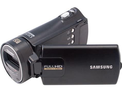 Kamera Samsung M10 samsung hmx h304bn hd camcorder review videomaker