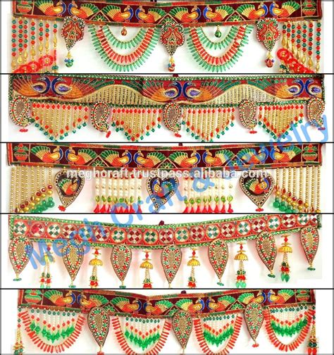 Handmade Diwali Items - indian ethnic wholesale handmade embroidery work