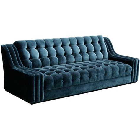 best 25 velvet tufted sofa ideas on gray